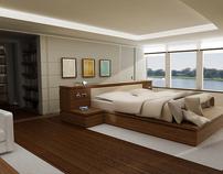 Interior Design 4 - FINCANTIERI YACHT