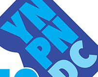 YNPN DC 10th Anniversary Logo