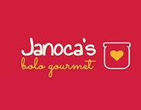 Janoca's bolo gourmet