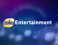 Zuku Entertainment Channel Branding