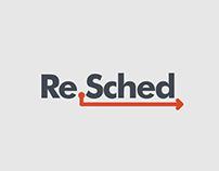 Re.Sched App
