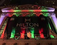 Hilton Worldwide Returns to the New York Stock Exchange