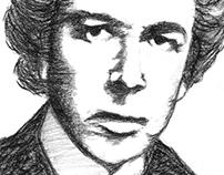 Frank Lloyd Wright Sketch