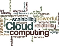 What are the legal risks in cloud computing?