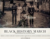 Black History March: Volume I