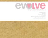 Evolve - Organic Cotton Clothing
