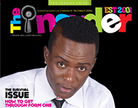 Another Magazine Layout