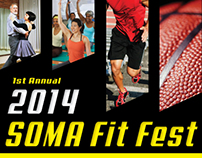 1st Annual 2014 SOMA Fit Fest