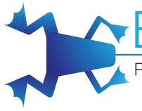 BlueFrog Photobooks - Logo