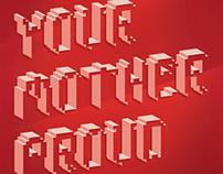 Typography - Lotodo typeface