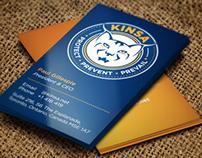 KINSA - Logo Development