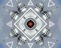 kaleidoscopic city vision