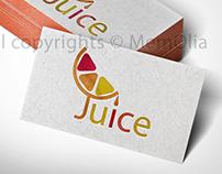Juice Restaurant Logo