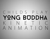 CHILD'S PLAY KINETIC TYPOGRAPHY DEVELOPMENT