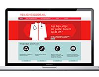 Veiligheidgids.nl - Website