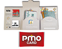 Blister PMO Card -www.pmocard.it