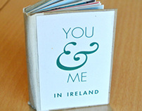 Mini Book - Ireland