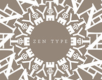Zen Type: A Type Specimen Book