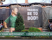 A tribute to Brian O'Driscoll