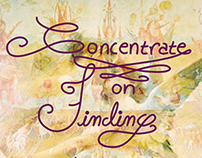 Concentrate!