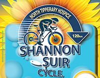 North Tipperary Hospice fundraising Cycle logo