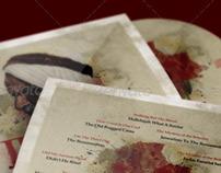 Judas CD Artwork Template