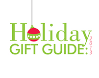 2013 Editorial Designs :: Holiday Gift Guide