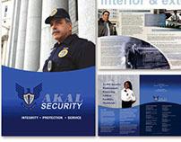 Corporate Brochure design, photography