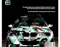Euro Society: Print mag and mood board