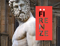 Firenze city brand contest