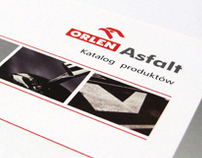 Orlen Asfalt product catalogue