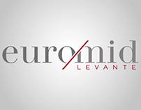 Euromid Levante · Branding