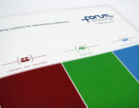 Forum Seating product brochures