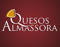 Quesos Almazora · Branding