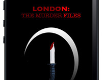 LONDON: the murder files