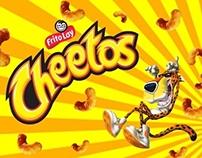 Cheetos: Dare to go wild!