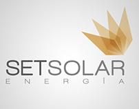 Setsolar · Branding