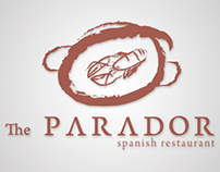 The Parador Restaurant · Branding