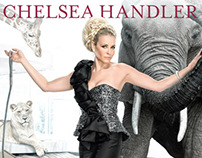 "Chelsea Handler ""Uganda Be Kidding Me"" Book Cover"