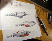 Dremel Sketching
