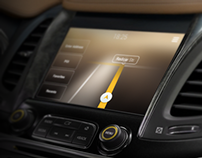 In-Dash Navigation for Chevrolet