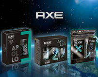 2013 Christmas promotion for AXE