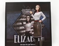 Packaging: Elizabeth Noir