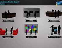 Final Year Concept Boards