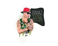 Dengaz - CD Cover