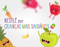 Nestlé Por Crianças Mais Saudáveis | Digital Content