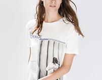 T-shirt print for Zara