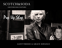 Scotch & Soda, Pop-Up Shop Rationale, Summer 2014
