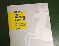 Livre de la Brève histoire de Concise.