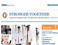 Stronger Together e-newsletter